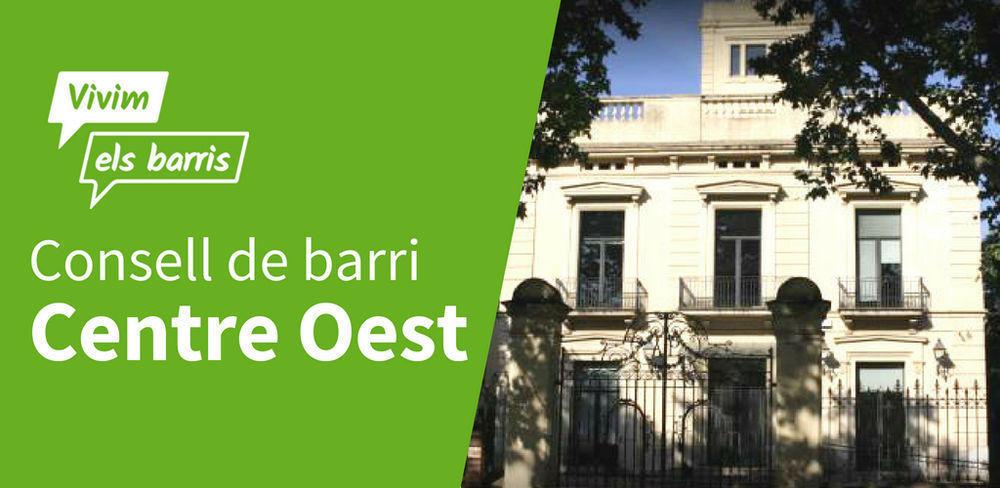 Consell de Barri del Centre Oest