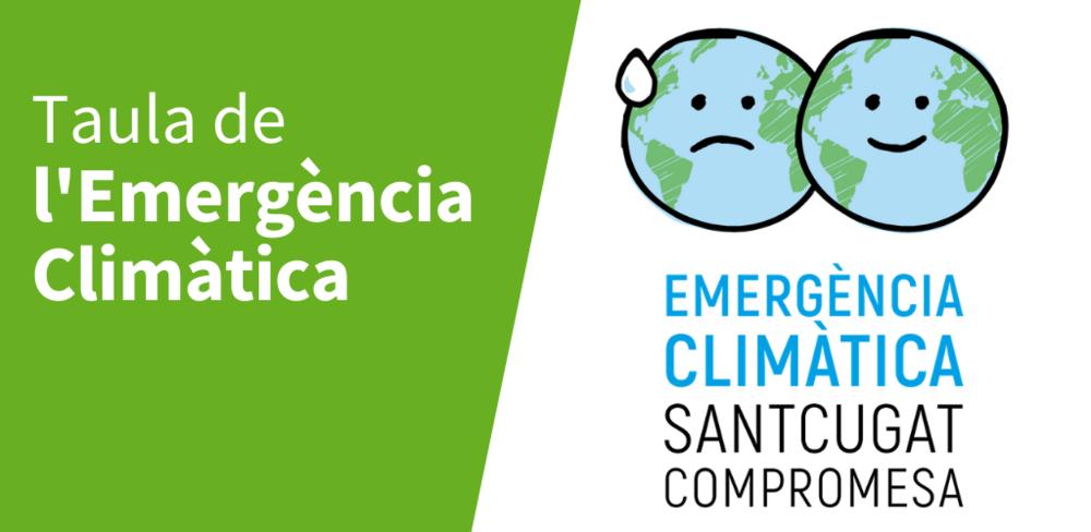 Taula Ciutadana per l'Emergència Climàtica de Sant Cugat