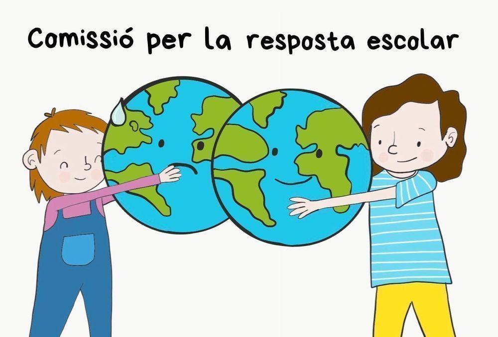 Comissió de resposta escolar a l'emergència climàtica