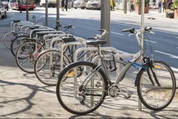 Parquing bici públic