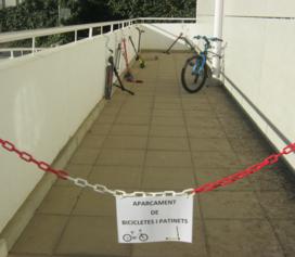 Pàrquings de bicicleta segurs